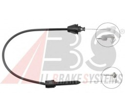 Cablu acceleratie A.B.S.