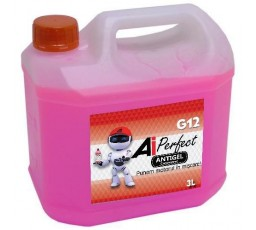 Antigel rosu / 3 L AIPERFECT