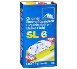Lichid de frana / 5L ATE