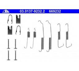 Set accesorii saboti frana ATE