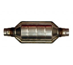 Catalizator universal rotund EURO 3/4 AUTOMETAL