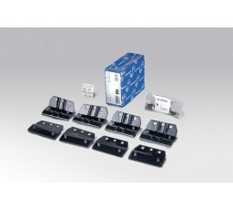 Set montare bare portbagaj