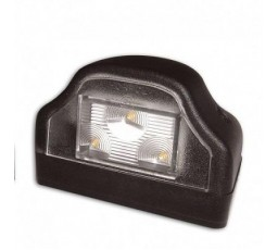 Lampa numar universal 12/24 V HICO