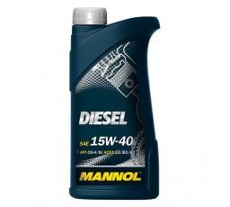 Ulei motor 15W40 / 1L MANNOL