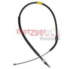 Cablu frana mana METZGER