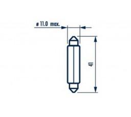 Bec 24V C10W NARVA