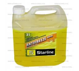 Antigel galben-verde / 3L STARLINE