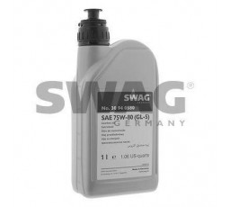 Ulei c.v. manuala 75W80 / 1L  SWAG GERMANY