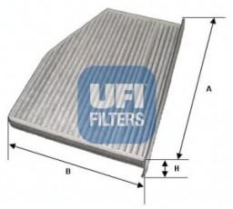 Filtru polen UFI