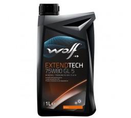 Ulei c.v manuala 75W80 / 1L WOLF