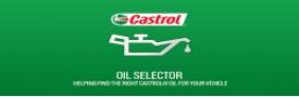 Oil selector Castrol