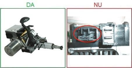 Supapele EGR cu blocurile de conectare rupte nu sunt acceptate ca piese la schimb