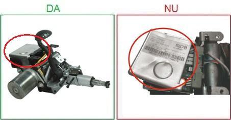 Supapele EGR cu capacul ECU rupt sau slabit nu sunt acceptate ca piese la schimb