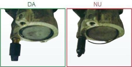 Pompele de servodirectie cu pompa de aluminiu deteriorata nu sunt acceptate ca piese la schimb